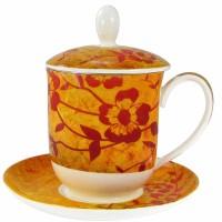 Kubek Mai Ling z zaparzaczem 350ml Tea Logic