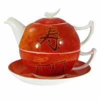 Tea for one Kyoto zestaw filiżanka 250ml z dzbankiem Tea Logic