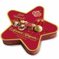 Czekoladki Mozart Kugeln świąteczna gwiazdka 240g Reber