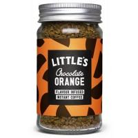 Kawa liofilizowana Czekoladowo Pomarańczowa 50g Littles
