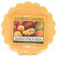 Wosk Mango Peach Salsa Yankee Candle