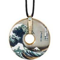Naszyjnik The Wave Hokusai Goebel
