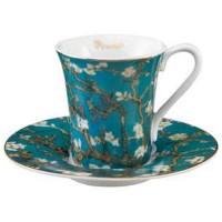 Filiżanka espresso Almond Tree Vincent van Gogh 100ml Goebel