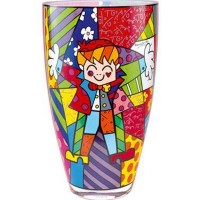 Wazon Hug Too 35 cm Romero Britto Goebel