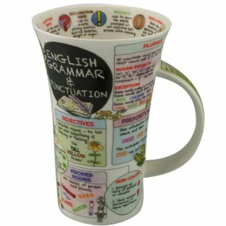 Kubek Glencoe English Grammar 500ml Dunoon