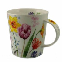 Kubek Lomond Wild Garden Daffodil 320ml Dunoon