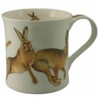 Kubek Wessex Hares Leaping 2 zające 300ml