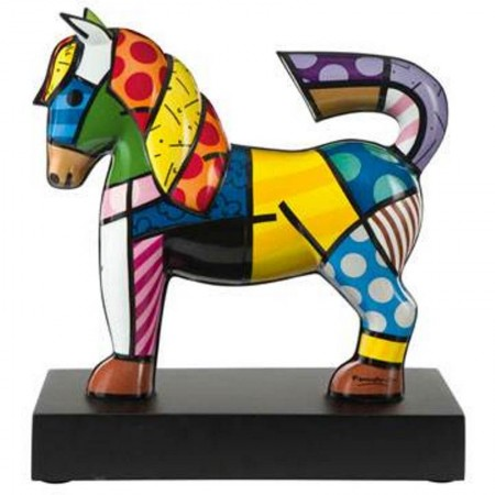 Figurka Dancer 31 cm Romero Britto Goebel