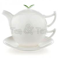 Tea for one Tea Time zestaw filiżanka 250ml z dzbankiem Tea Logic