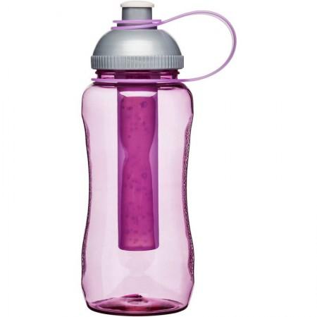 Butelka z wkładem na lód 520ml różowa Fresh Sagaform