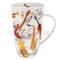 Kubek Henley Instrumental 600ml wys.15cm Dunoon