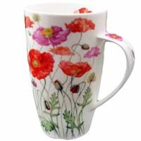 Kubek Henley Poppies Maki kolorowe 600ml Dunoon