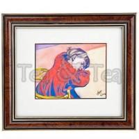 Obraz Śpiący Staś 15x17cm Wyspiański