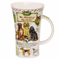 Kubek Glencoe World of the Dog 500ml Dunoon