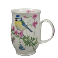 Kubek Suffolk Hedgerow Birds Blue Tit 300ml Dunoon