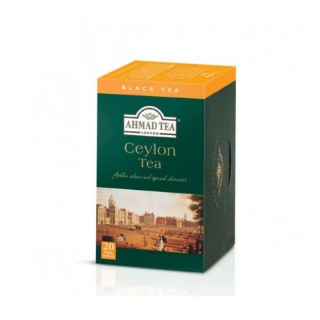 Herbata w saszetkach alu Ceylon 20szt AhmadTea