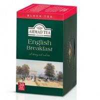 Herbata w saszetkach alu English Breakfast 20szt AhmadTea
