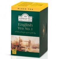 Herbata w saszetkach alu English Tea No.1 20szt AhmadTea