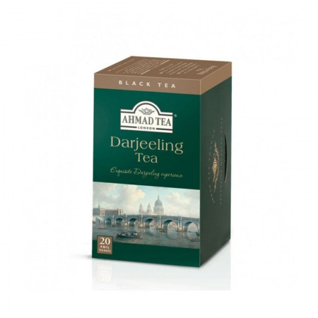Herbata w saszetkach alu Darjeeling 20szt AhmadTea