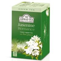 Herbata w saszetkach alu Green Tea Jasmin 20szt AhmadTea