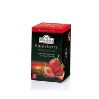 Herbata w saszetkach alu Strawberry 20szt AhmadTea