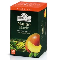 Herbata w saszetkach alu Mango 20szt AhmadTea