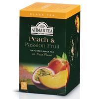 Herbata w saszetkach alu Peach&Passion 20szt AhmadTea