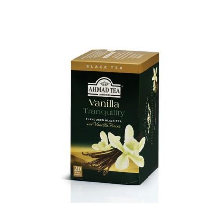 Herbata w saszetkach alu Vanilla 20szt AhmadTea