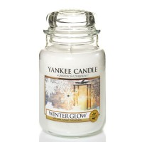 Świeca duża Yankee Candle Winter Glow