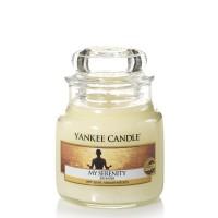 Świeca mała My serenity Yankee Candle