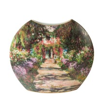 Wazon Pathway in Monet's Garden 20 cm Claude Monet Goebel