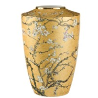 Wazon Almond Tree Gold 41 cm Vincent van Gogh Goebel