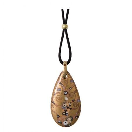Naszyjnik Tree of Life Gustaw Klimt Goebel