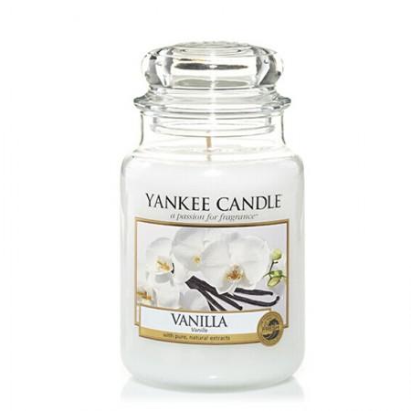 Świeca duża Yankee Candle Vanilla