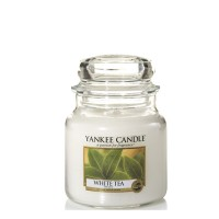 Świeca średnia White Tea Yankee Candle