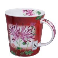 Kubek Lomond Akari Chrysanthemum 320ml Dunoon