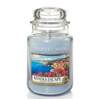 Świeca duża Yankee Candle Riviera Escape
