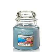 Świeca średnia Riviera Escape Yankee Candle