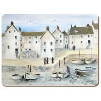 Podkładki Harbour CT 40 x 29 cm, 4 szt