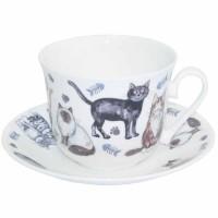 Filiżanka śniadaniowa Cats Whiskers 450ml Roy Kirkham