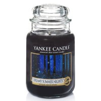 Świeca duża Yankee Candle Dreamy Summer Night