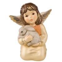 Figurka Aniołek I Snuggle Against You 9 cm Goebel
