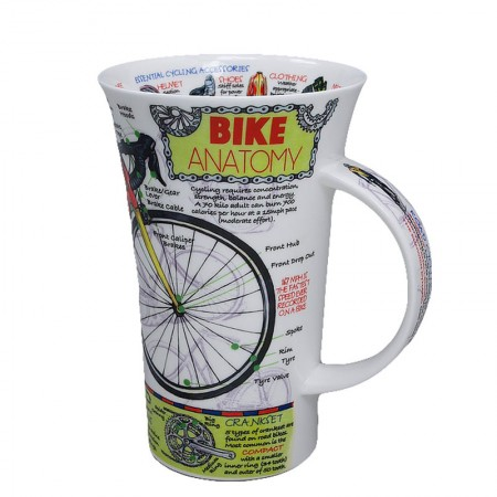 Kubek Glencoe Bike Anatomy 500ml Dunoon