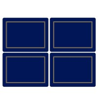Podkładki Classic Midnight 40x29.5 cm Pimpernel