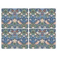 Podkładki Strawberry Thief Blue 40x29.5 cm Pimpernel