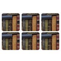 Podkładki Archive Books 10.5x10.5 cm Pimpernel