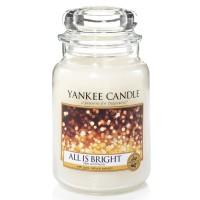 Świeca duża All is Bright Yankee Candle