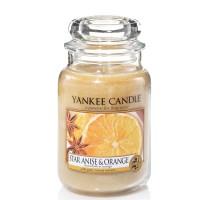 Świeca duża Star Anise&Orange Yankee Candle