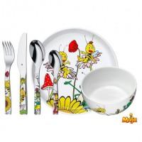 Zestaw obiadowy dla dzieci Maja 6 części WMF