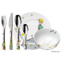Zestaw obiadowy dla dzieci Mały Książę 6 części WMF